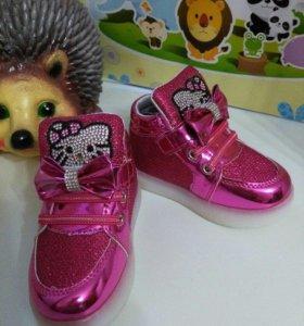 Новые ботиночки!