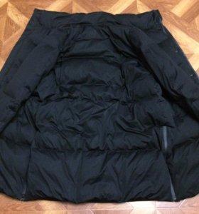 Zara man (Пальто) пуховик зимний
