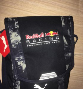 Сумка puma Motorsport Red Bull