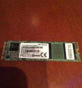 SSD Transcend 128Gb
