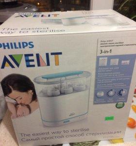Стерилизатор паровой электрический Avent Philips