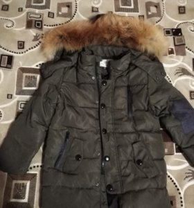 Курточка на мальчика 115