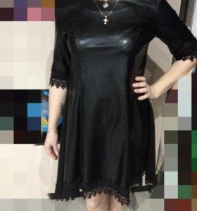 Платье р-р 46-48