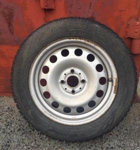 Продаю колеса на Mini R56 /R15 (Toyo)