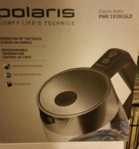 Электро чайник Polaris pwk 1838cgld