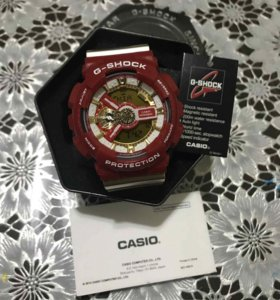 Новинка Casio G Shock Ga 100