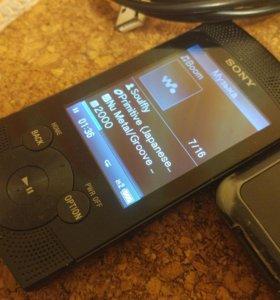 Sony nwz-s545 16 гигабайт
