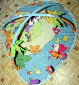 Развивающий коврик Tiny Love Тропический остров