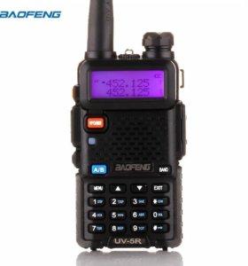 Радиостанция Baofeng новая полный комплект