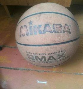 Мяч Mikasa оригинал, обмен на что хотите