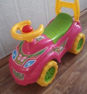 Машина- каталка