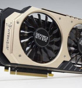 Видеокарта Palit GeForce GTX 970 JetStream