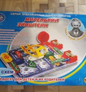 Электронный конструктор - Маленький Эйнштейн