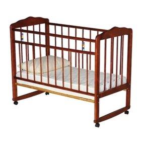 Детская кроватка от 0 до 3лет