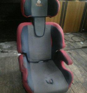 Кресло автомобильное детскокое
