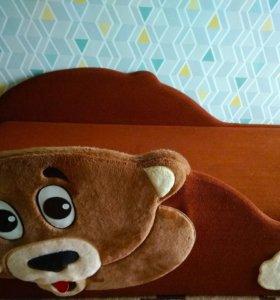 Продается диван -кровать в отличном состоянии