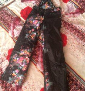Продам болоневые штаны