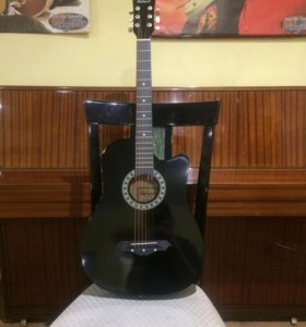 Гитара Belucci BC-3810bk новая!