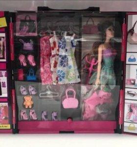 Набор « Кукла+гардероб»