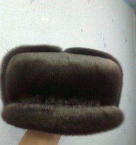 шапка натуральная
