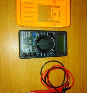 Мультиметр MD830P