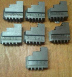 Кулачки для токарного патрона