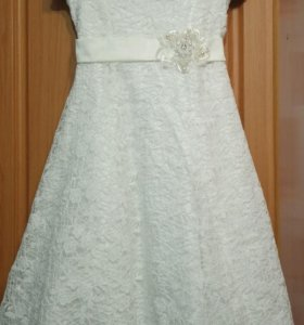 Платье в пол на девочку