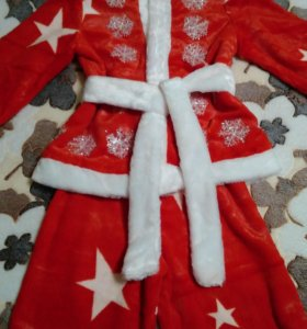 Новогодний костюм Санта Клауса