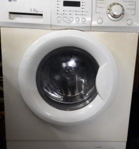 LG стиральная машинка