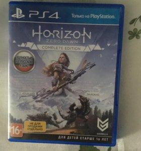 Игра на ps4 horizon zero dawn