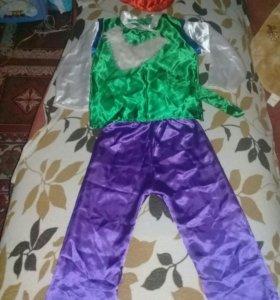 Новогодний костюм Гнома