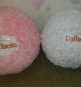 Raffaello, M&M's