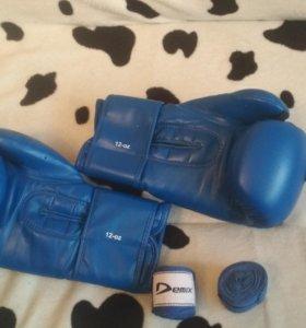 Перчатки баксерские 12 размер