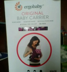 Эрго рюкзак ergobaby original baby carrier