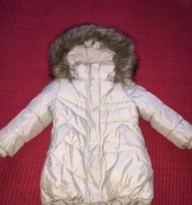 Пальто зимнее Reima