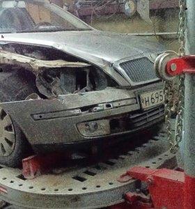 Кузовной ремонт любой сложности
