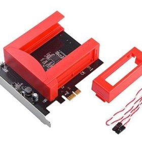 Контроллеры PCI\PCI-e USB, HDD(SATA\ATA)