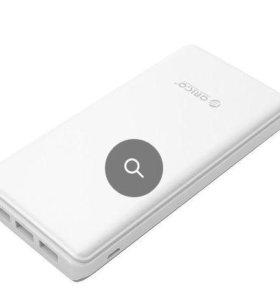 Внешний аккумулятор 12000 mAh Orico