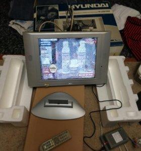 Телевизор жидкокристалический hyundai hlcd1502