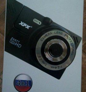 Видеорегистратор XPX ZX577 (навигатор, антирадар)