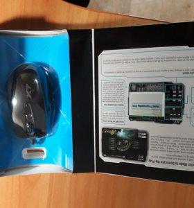 Мышка игровая X7 XL-755BK