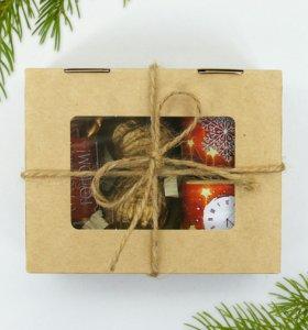 Орешки с предсказаниями - подарок на Новый год