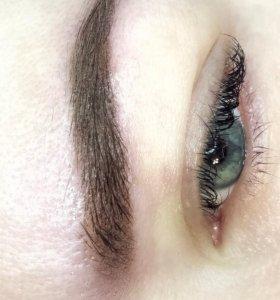 Татуаж/ перманентный макияж/ микроблейдинг