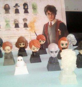 Фигурки из серии Гарри Поттер (Лента)