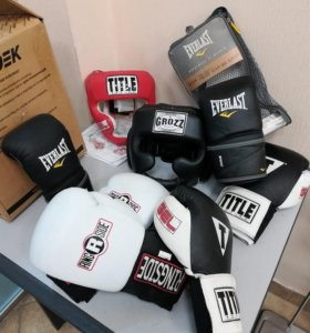 Профексиональная экипировка для бокса