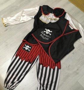 Карнавальный костюм Пирата 116см