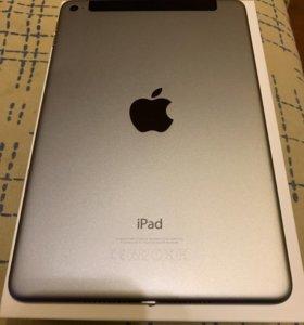 iPad mini 4 Wi-Fi Cellular 128GB Space Gray