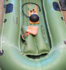 Лодка резиновая Нырок 41.
