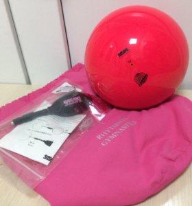 Мяч+насос sasaki+yтепленный чехол