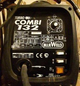 Сварочный полуавтомат combi 132 turbo
